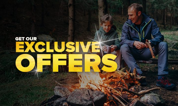 Our exclusive offers